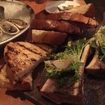 Bone marrow is a must, if you enjoy flavorful dish. The sweetness from the marrow itself was jus