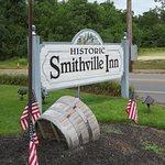 Road Sign for Smithville Inn