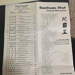 Bilde fra Szechuan Chef
