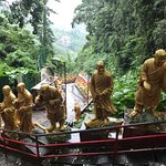 Ten Thousand Buddhas Monastery (Man Fat Sze) Photo