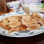 Grilled Chicken with gluten free sauce