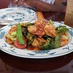 Szechan Shrimp