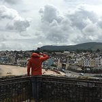 View from Peel Castle