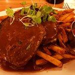 Roast meatloaf
