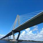 Almost under the bridge