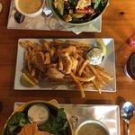Dinner at Gold Rush Alaskan Bistro