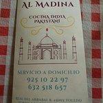 imagen kebab al madina en Toledo