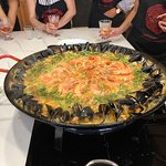 This is the best paella I am talking about.