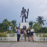 Photo of Lapu Lapu Statue