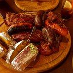 parrillada de carne