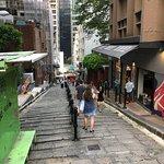 Bild från Lan Kwai Fong