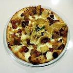 Pizza d'oro ... fantastica .