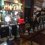 Great pub and service! Good choice of food and great array of beers. Most importantly fantastic