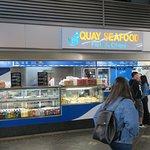 Φωτογραφία: Quay Seafood Fish & Chips