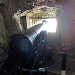 The Great Siege Tunnels Foto
