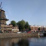 De Gooyer Windmill照片
