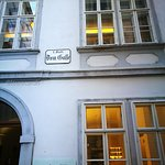 Mozarthaus von aussen