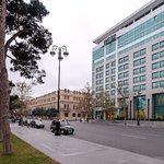 Парк Инн Рэдиссон Азербайджан Баку Отель