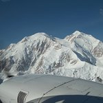 One view of Denali, East side