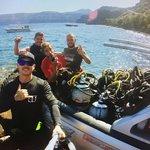 Foto de Aegean Divers Dive Center - Day Excursions