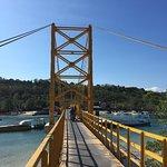 Foto van Yellow Bridge