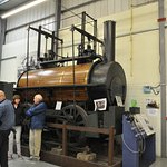Stephenson Railway Museum resmi