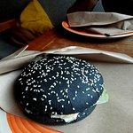бургер с мраморной говдиной