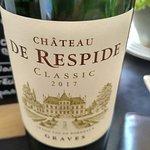 Bordeaux Gravec blanc sec et aromatique 2017