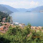 View from Villa Serbelloni
