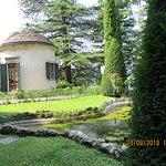 Studio in the Villa Serbelloni