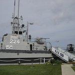 Billede af USS Cod Submarine Memorial