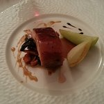 Le gouteux, savoureux et remarquable Carré de cochon de lait