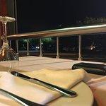 Vista desde una mesa