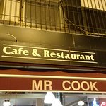 Foto de Mr Cook Cafe & Restaurant