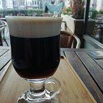 irish coffe .....