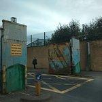 Foto di Paddy Campbell's Belfast Famous Black Cab Tours