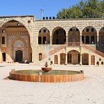 Central Courtyard, The Palace of Beiteddine