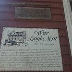 Foto de War Eagle Mill