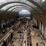 Musee d'Orsay views