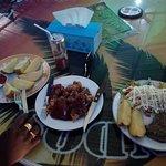 Steak Meal, Chicken Wings & Just Wedges