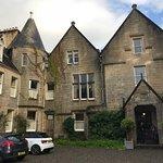 Foto de Restaurant at Glengarry Castle