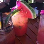 Awesome specialty drinks