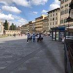Valokuva: Piazza di Santa Maria Novella