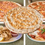 Home of The Best Buffalo Chicken Pizza, Specialty Pizza, and Authentic Italian Cuisine
