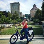 Foto di The Flying Bike
