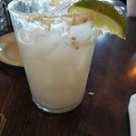 Coconut Margarita. TO DIE FOR!