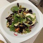 Delicious salad Bowls