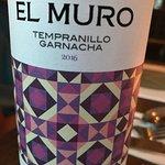 Spanish WIne - El Muro, Tempranillo.
