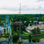Foto de Darien Lake Amusement Park