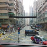 Hong Kong Tramways (Ding Ding) Photo